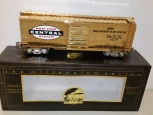 MTH 20-93037 New York Central 18K Gold Plated Millennium Boxcar NEW