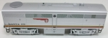 Williams 21010 Santa Fe FA-1 Diesel Locomotive B-Unit Dummy  NIB