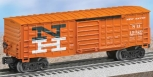 Lionel 6-15020 New Haven Waffle Side Boxcar LN/Box