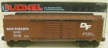 Lionel 6-19208 Southern Double Door Boxcar new