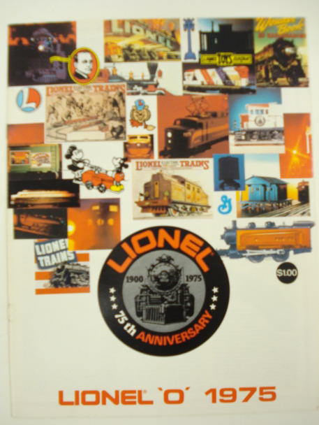 Buy Lionel 1975 Original Consumer Full Color Catalog