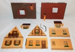 G SCALE POLA 930 G Scale Country Home Single Family House Cottage outdoor layout