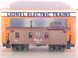 Lionel 6-6920 Boston and Albany Woodside Illuminated Caboose LN/Box