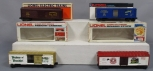 Lionel O Gauge Freight Cars: 6-5730, 6-7710, 6-7803, 6-19209 [4]/Box