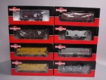 InterMountain HO Scale Freight Cars: 47159-01, 47078-06, 45205-50, Etc [8] LN