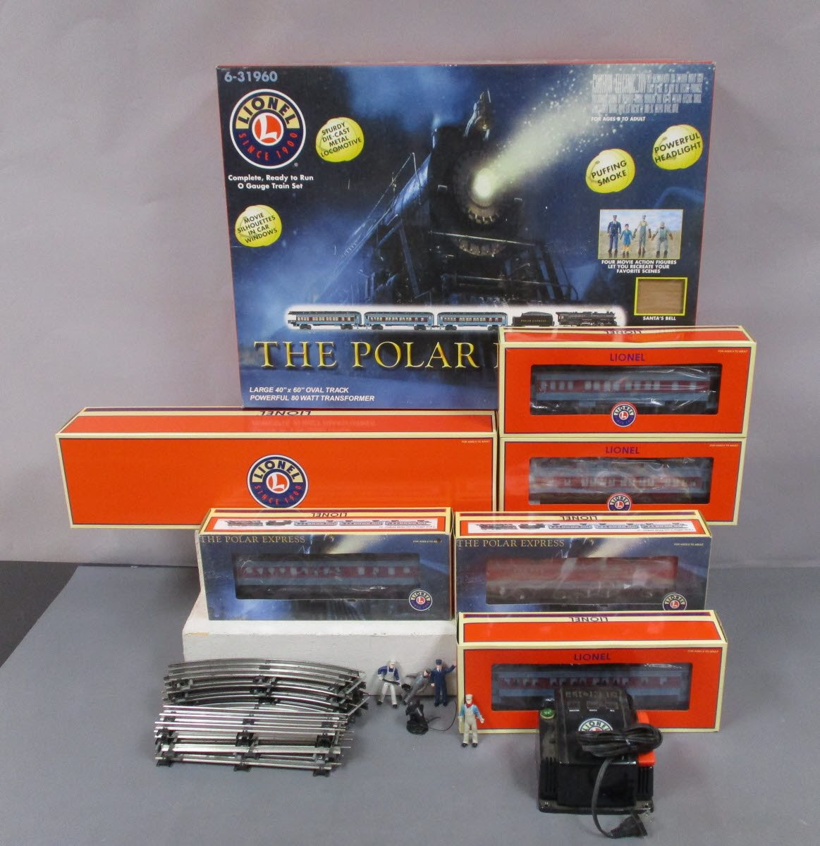 Buy Lionel 6-31960 Polar Express Train Set EX/Box | Trainz ...
