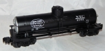 MTH Trains 30-7310 New York Central NYC 5791 tank car black & silver O 027 dctrx