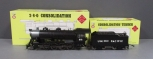 Aristo-Craft 20604 Union Pacific 2-8-0 Consolidation Steam Locomotive EX/Box