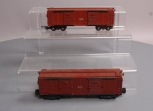 American Flyer 734 Operating Boxcar & 974 AFL Operating Boxcar