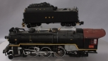 Custom Painted Aristo-Craft Louisville and Nashville 4-6-2 Steam Locomotive and
