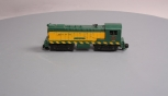 American Flyer 355 S Gauge Chicago & Northwestern Baldwin Diesel Switcher