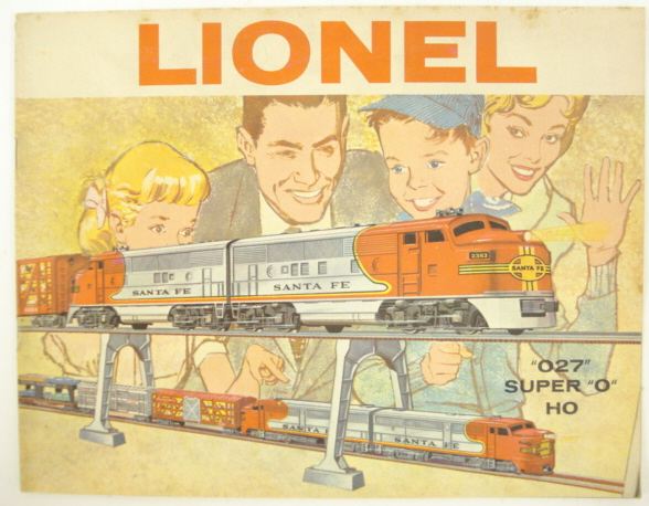 Buy Lionel 1960 Original Consumer Full Color Catalog