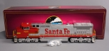 MTH 20-2945-3 Santa Fe Dash-8 Diesel Engine (Non-Powered) EX/Box