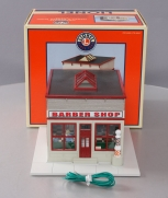 Lionel 6-14168 Harry's Operating Barber Shop EX/Box