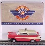 Lionel 6-18447 PWC #68 Executive Inspection Car EX/Box