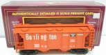 MTH 20-97105 Burlington PS-2 Covered Hopper Car #189312 LN/Box