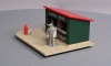 Lionel 128 Animated Newsstand  Lionel 128