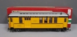 LGB 3083 Denver & Rio Grande Western Combination Car- Metal Wheels LN/Box