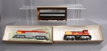 Athearn HO Scale Assorted Southern Pacific Diesel Locomotives; 6169, 3062, 4056