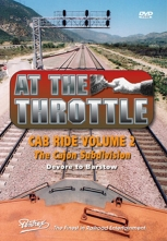 At The Throttle Vol.2 Cab Ride Cajon Subdivision Pentrex