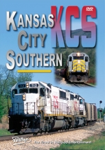 Kansas City Southern KCS Pentrex DVD Texas Division & MORE coal grain freight f