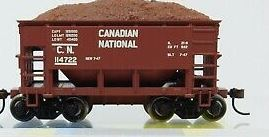 Athearn 87031 HO Canadian National RTR 24' Ore Car w/Load #114722 NIB 797534870314 Athearn 87031
