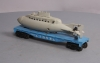 Lionel 3830 Flatcar with Operating U.S. Navy Submarine/Box 023922638304 Lionel 3830