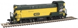 Atlas 40002575 N Chicago and Northwestern VO-1000 Diesel Locomotive #1037 LN/Box