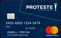 Cartão de Crédito Proteste!