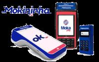 Maquininha de Cartão Moka Fund
