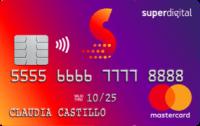Logo Superdigital Tarjeta Superdigital