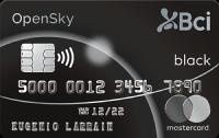 Logo Banco BCI Bci Mastercard Black OpenSky