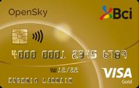 Logo Banco BCI Bci Visa Gold OpenSky