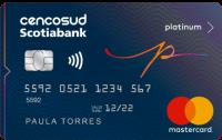 Logo Scotiabank Cencosud Scotiabank Cencosud Mastercard Platinum