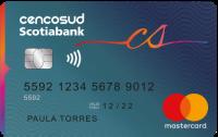 Logo Scotiabank Cencosud Scotiabank Cencosud Mastercard