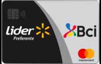 Logo Lider Tarjeta Lider Bci Preferente