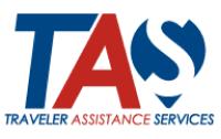 Asistencia y seguro de viaje TAS