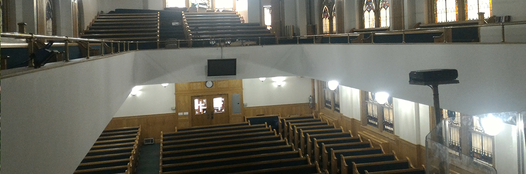 CASE STUDY: New Mt. Zion Baptist Church – Completed Project