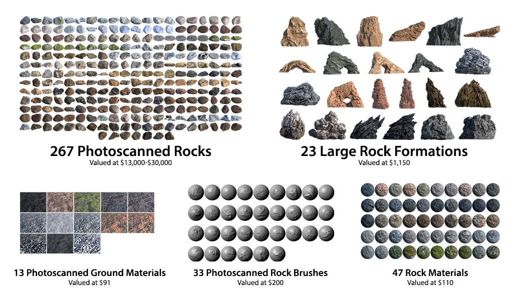 The Rock Essentials