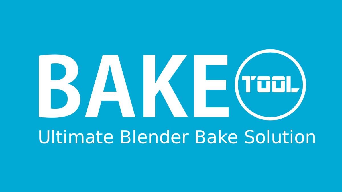 Blender BakeTool Addon