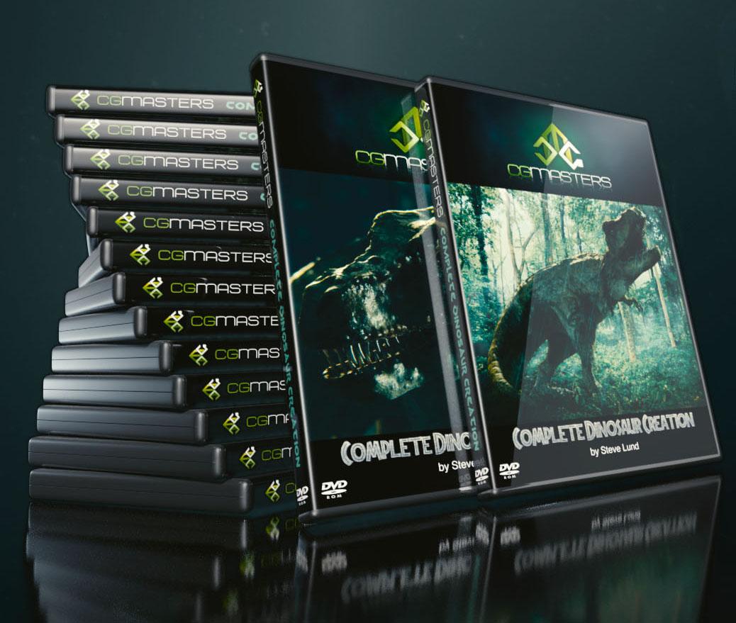 Dinosaur Creation Tutorial Series