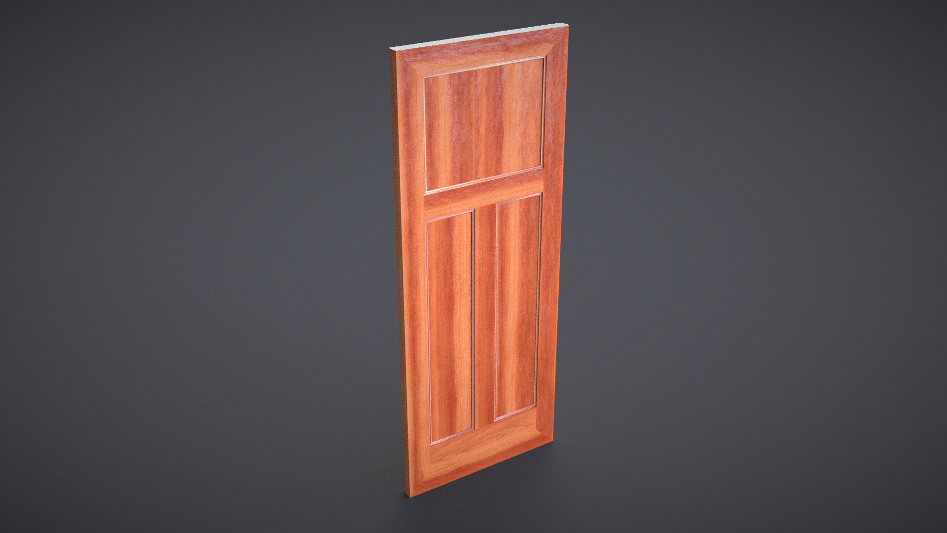 Merveilleux This Wood Door Is Perfect For Interior Design With Realistic Wood Grain.