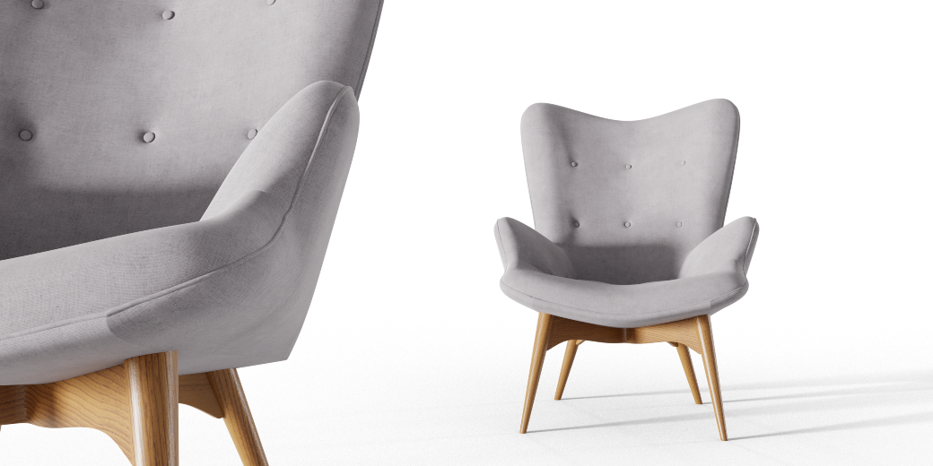 Awe Inspiring Lounge Chair Contour Armchair Alphanode Cool Chair Designs And Ideas Alphanodeonline