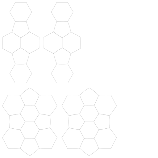 UV Layout, Outlines