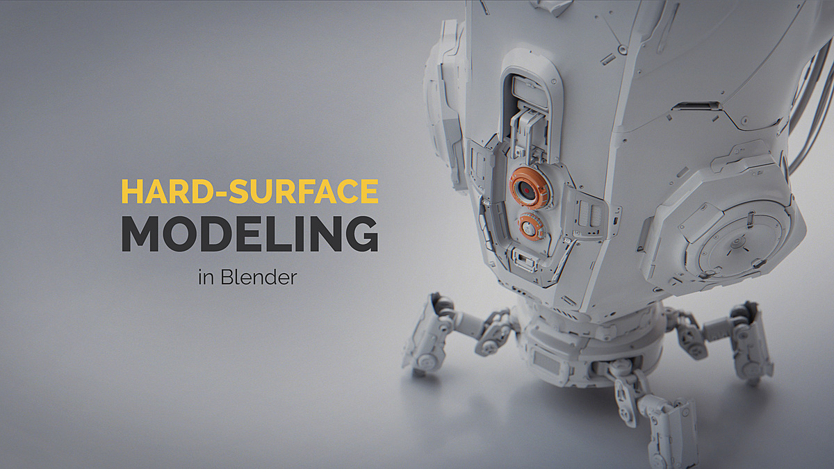 Best Blender Hardsurface Modeling Plugins - Blender Market
