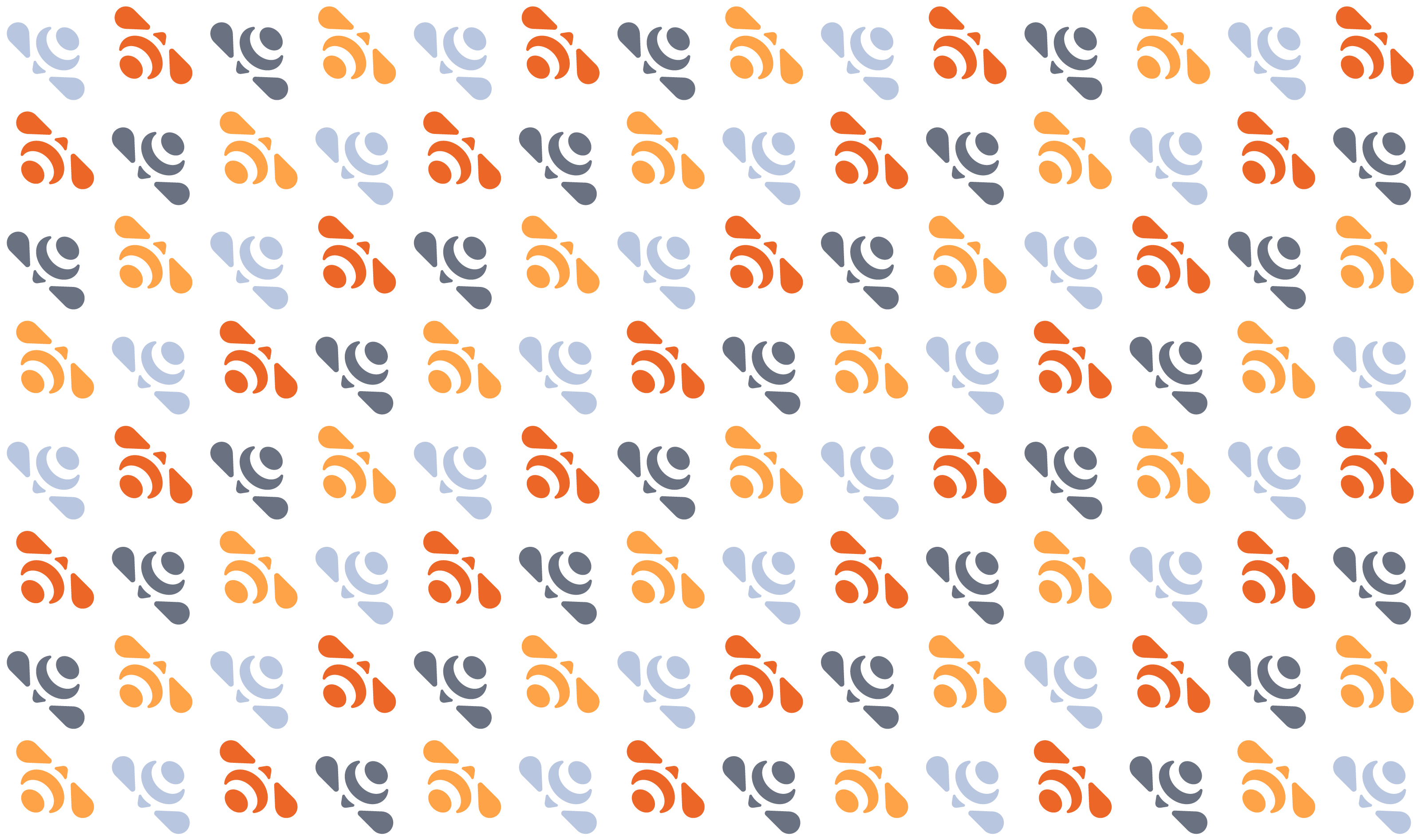 Blender Market bee hive pattern