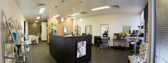 Bassendean Hair Beauty Makeup - Business Photography Session