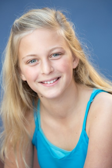 Olivia Tsokos - Actors Headshots