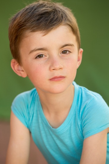 Flynn Lockwood - Actors Headshots Photography Session