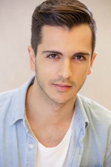 Daniel Ridolfi - WAAPA - Headshots Session